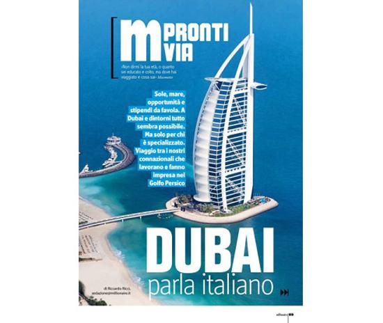 Immagine di MILLIONAIRE - DUBAI PARLA ITALIANO