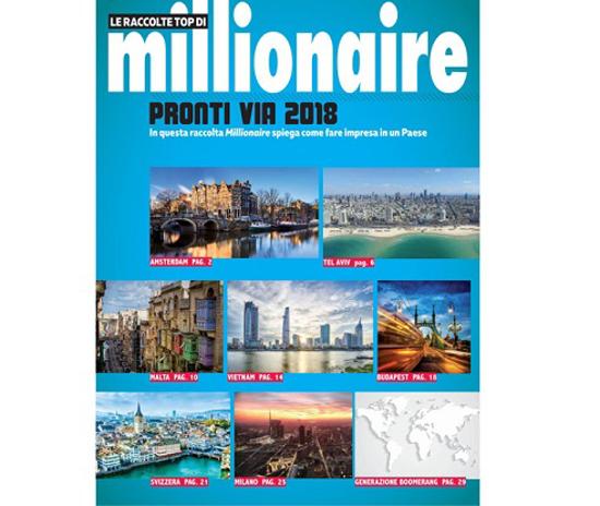 Immagine di MILLIONAIRE - PRONTI VIA 2018