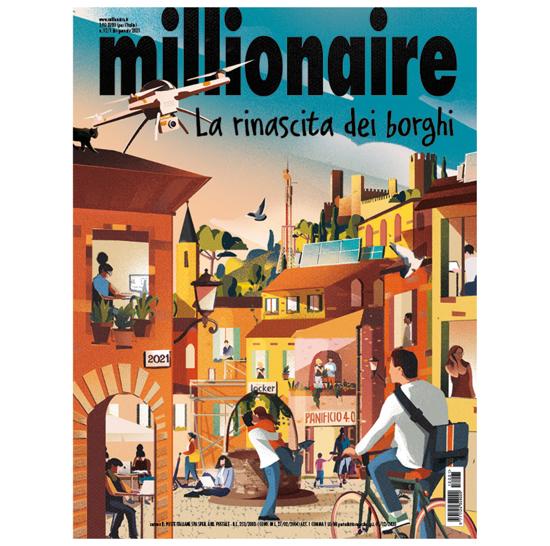 Immagine di MILLIONAIRE ARRETRATO 12/2020-01/2021