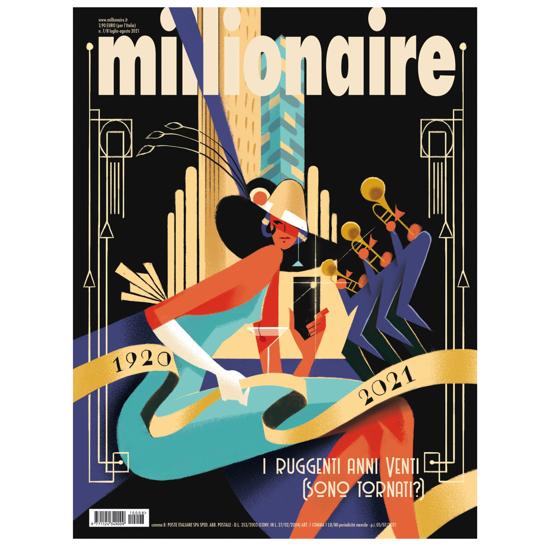Immagine di MILLIONAIRE - ABBONAMENTO EUROPA UE